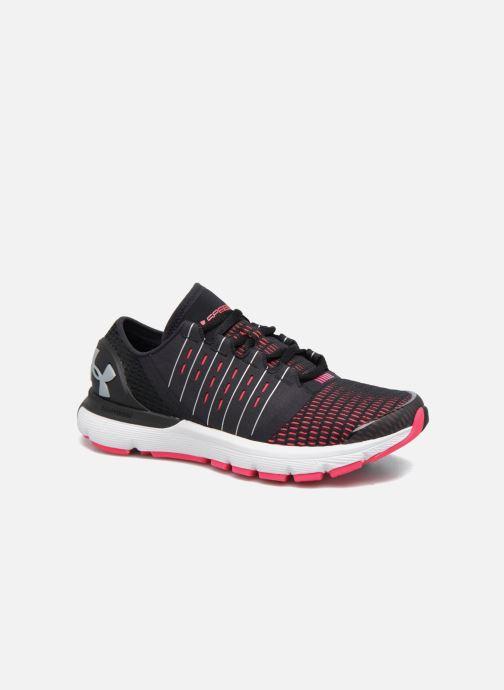 Chaussures de sport Under Armour W Speedform Europa Noir vue détail/paire