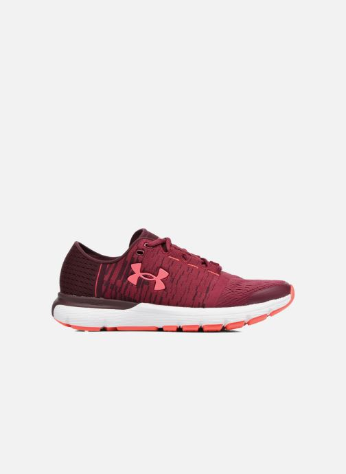 Zapatillas de deporte Under Armour W Speedform Gemini 3 Gr Vino vistra trasera