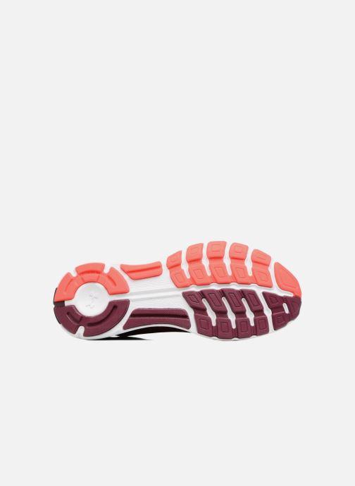Chaussures de sport Under Armour W Speedform Gemini 3 Gr Bordeaux vue haut