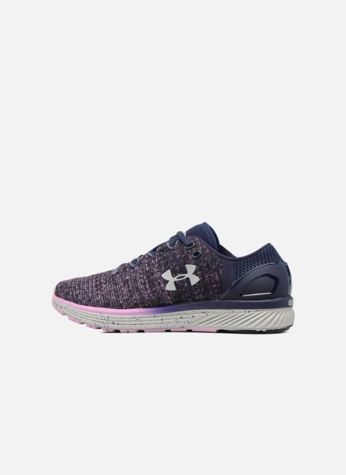 Chaussures de sport Under Armour W Charged Bandit 3 Violet vue face