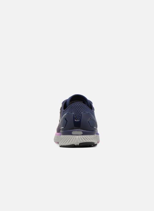 Chaussures de sport Under Armour W Charged Bandit 3 Violet vue droite