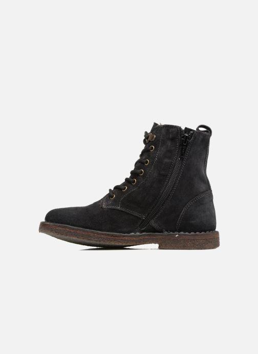 Bottines et boots PèPè Marco Noir vue face