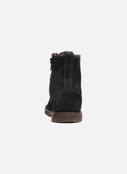 Bottines et boots PèPè Marco Noir vue droite