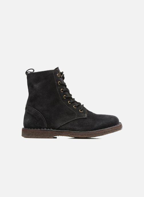 Bottines et boots PèPè Marco Noir vue derrière