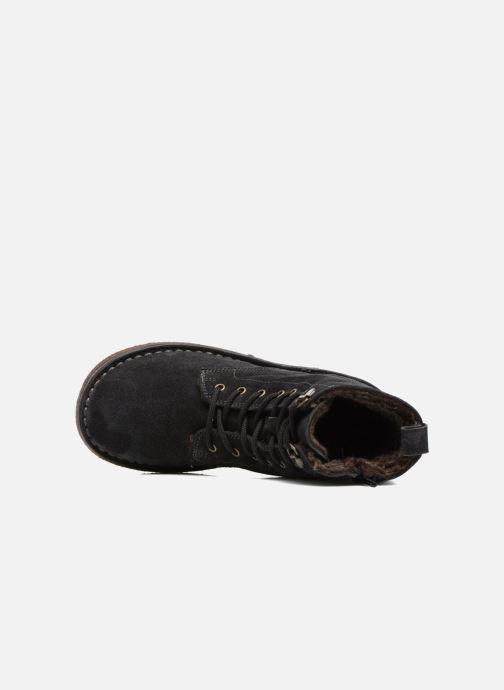 Bottines et boots PèPè Marco Noir vue gauche