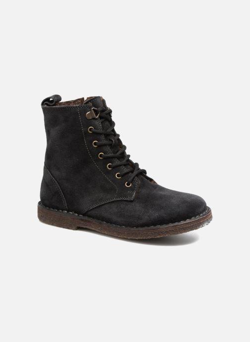 Bottines et boots PèPè Marco Noir vue détail/paire