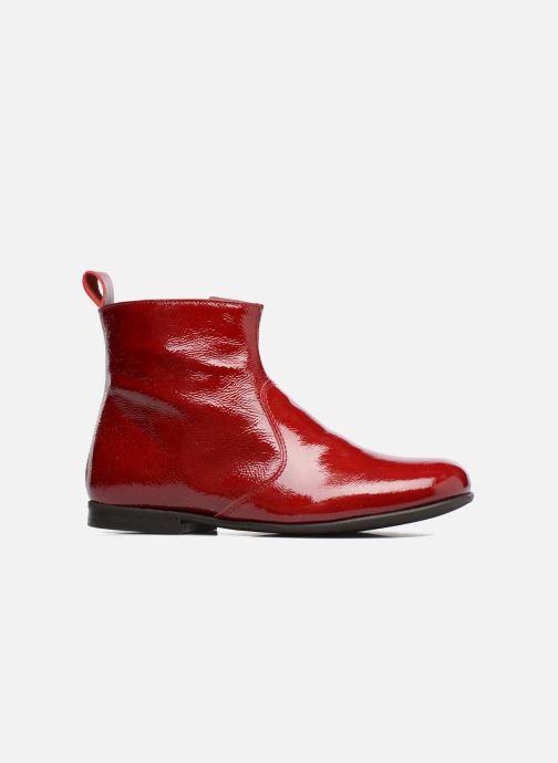 Bottines et boots PèPè Giulia Bordeaux vue derrière