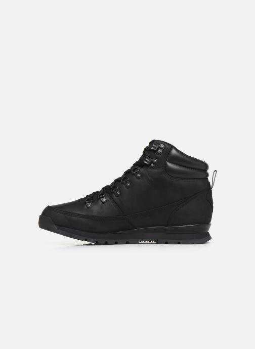 Sportschuhe The North Face Back-To-Berkeley Redux Leather schwarz ansicht von vorne