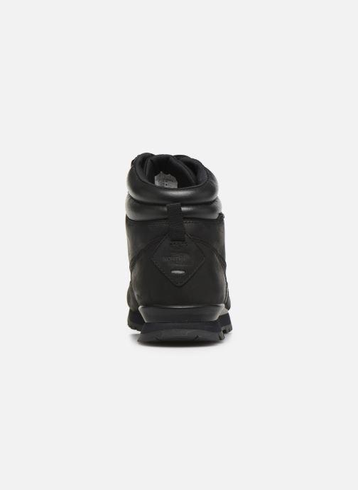 Sportschuhe The North Face Back-To-Berkeley Redux Leather schwarz ansicht von rechts