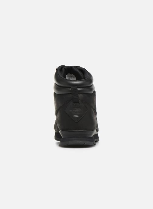 Chaussures de sport The North Face Back-To-Berkeley Redux Leather Noir vue droite