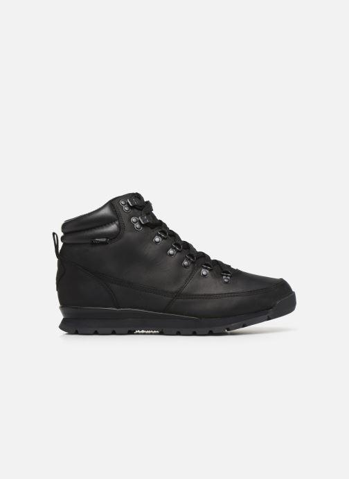Chaussures de sport The North Face Back-To-Berkeley Redux Leather Noir vue derrière