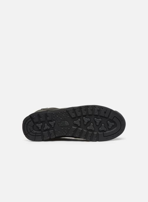 Chaussures de sport The North Face Back-To-Berkeley Redux Leather Noir vue haut