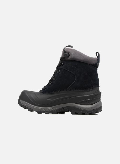 Chaussures de sport The North Face Chilkat III Noir vue face