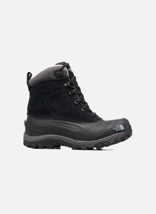 Chaussures de sport The North Face Chilkat III Noir vue derrière