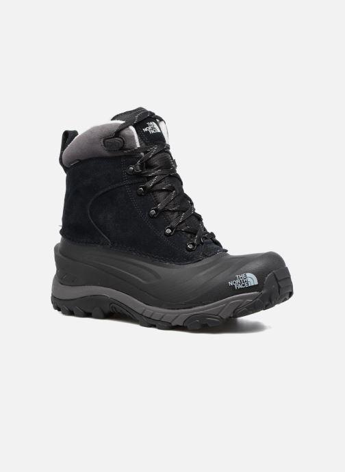 Chaussures de sport The North Face Chilkat III Noir vue détail/paire