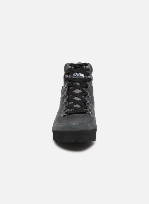 Zapatillas de deporte The North Face Back-To-Berkeley NL Gris vista del modelo