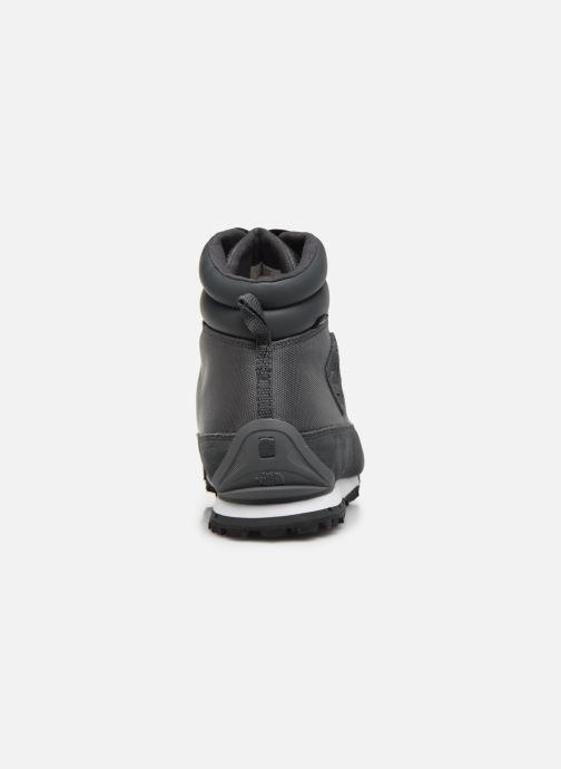 Chaussures de sport The North Face Back-To-Berkeley NL Gris vue droite