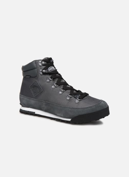 Chaussures de sport The North Face Back-To-Berkeley NL Gris vue détail/paire