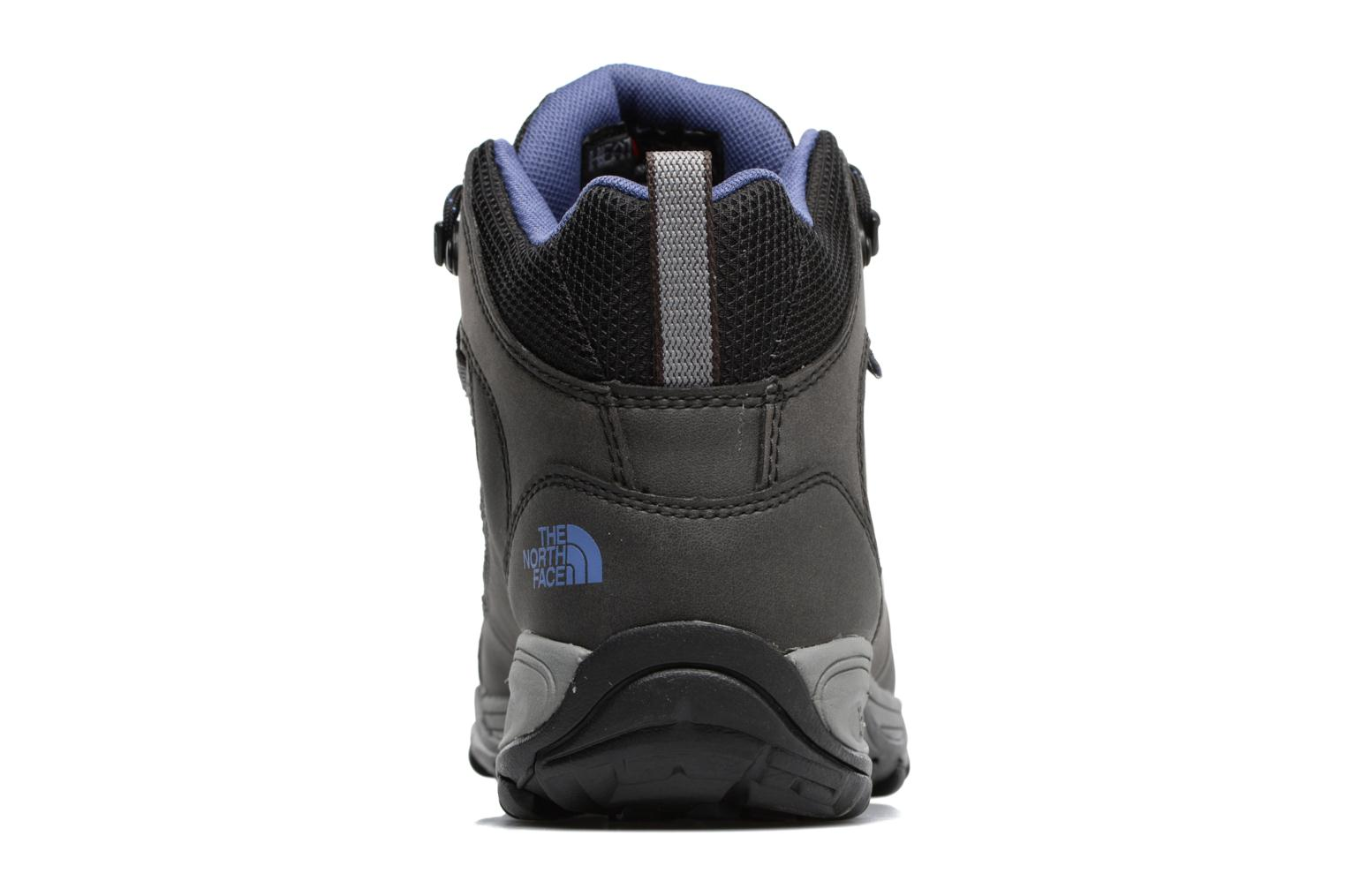 Sport shoes The North Face Storm Strike Wp Grey view from the right