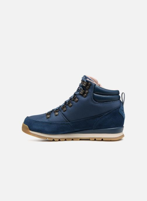 Chaussures de sport The North Face Back-To-Berkeley Redux Bleu vue face