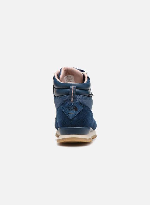 Chaussures de sport The North Face Back-To-Berkeley Redux Bleu vue droite
