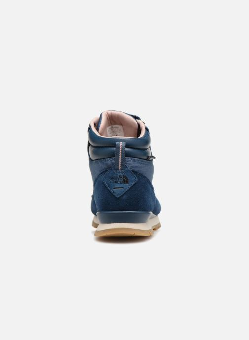 Chaussures de sport The North Face Back-To-Berkeley Redux Bleu vue droite