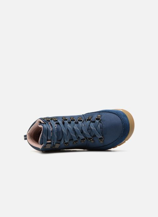 Chaussures de sport The North Face Back-To-Berkeley Redux Bleu vue gauche