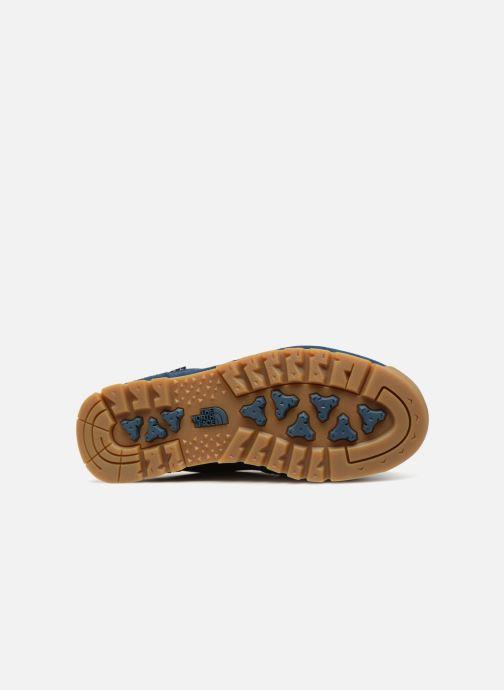 Chaussures de sport The North Face Back-To-Berkeley Redux Bleu vue haut