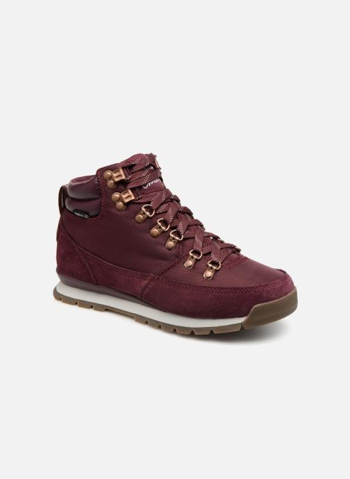 Sportschuhe The North Face Back-To-Berkeley Redux weinrot detaillierte ansicht/modell