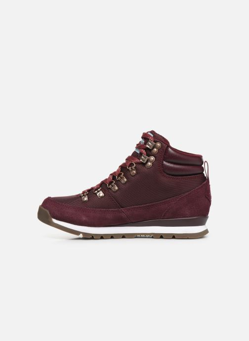 Chaussures de sport The North Face Back-To-Berkeley Redux Bordeaux vue face