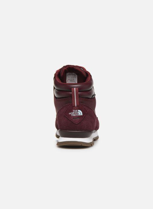 Chaussures de sport The North Face Back-To-Berkeley Redux Bordeaux vue droite