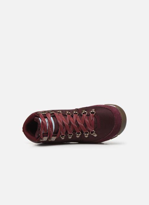 Chaussures de sport The North Face Back-To-Berkeley Redux Bordeaux vue gauche