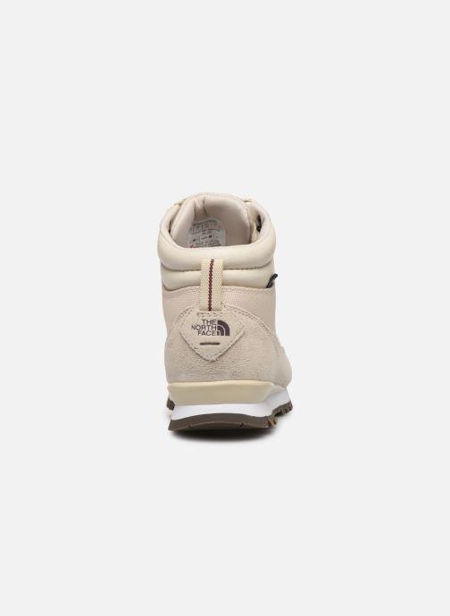 Chaussures de sport The North Face Back-To-Berkeley Redux Blanc vue droite