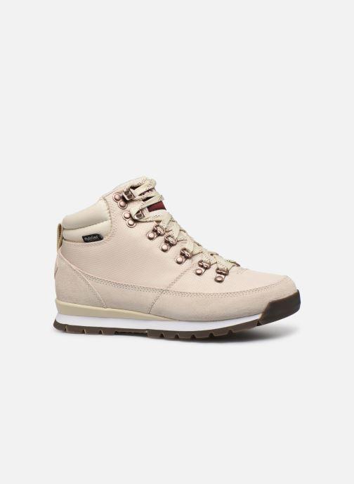 Chaussures de sport The North Face Back-To-Berkeley Redux Blanc vue derrière