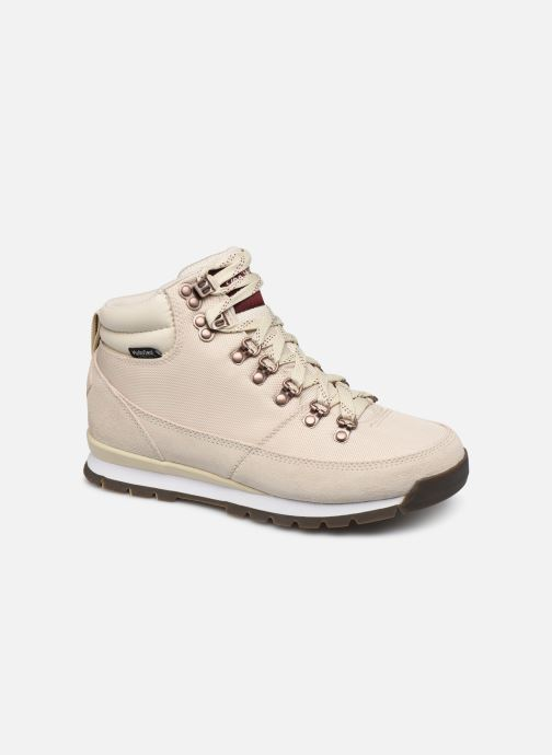 Chaussures de sport The North Face Back-To-Berkeley Redux Blanc vue détail/paire