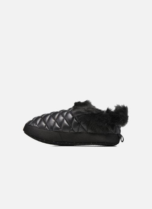 Chaussons The North Face ThermoBall Tent Mule Faux Fur Iv Noir vue face