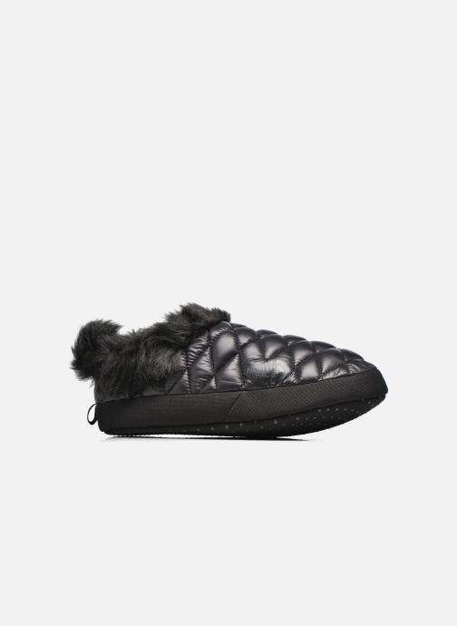 Pantuflas The North Face ThermoBall Tent Mule Faux Fur Iv Negro vistra trasera