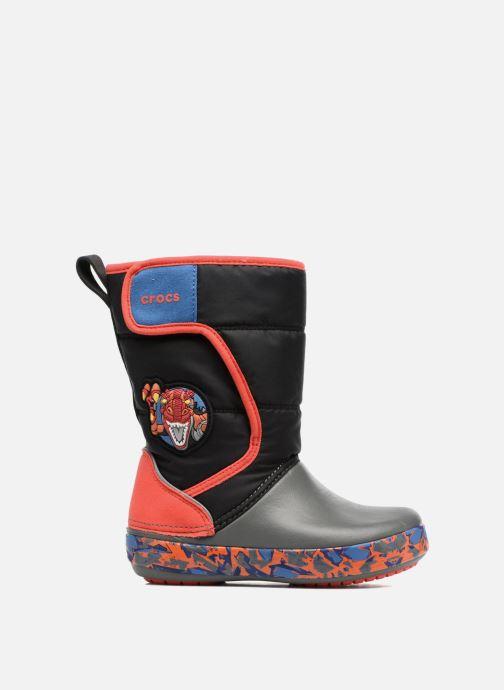 Chaussures de sport Crocs CrocsLodgePt Lights RoboRex Noir vue derrière