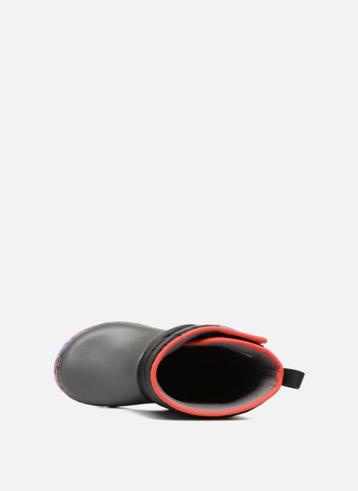 Chaussures de sport Crocs CrocsLodgePt Lights RoboRex Noir vue gauche