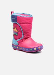 Sportschuhe Kinder CrocsLodgePt Lights Star
