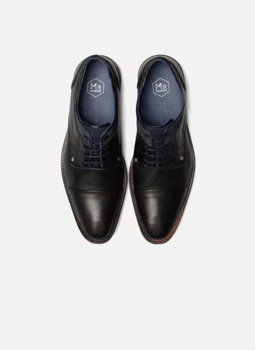 Lace-up shoes Mr SARENZA Walber Black model view
