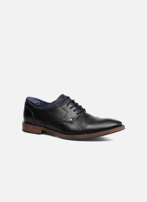 Lace-up shoes Mr SARENZA Walber Black view from the right