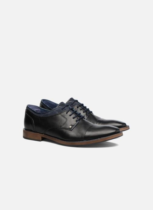 Lace-up shoes Mr SARENZA Walber Black back view
