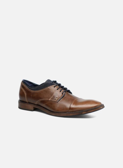 Zapatos con cordones Mr SARENZA Walber Marrón vista lateral derecha