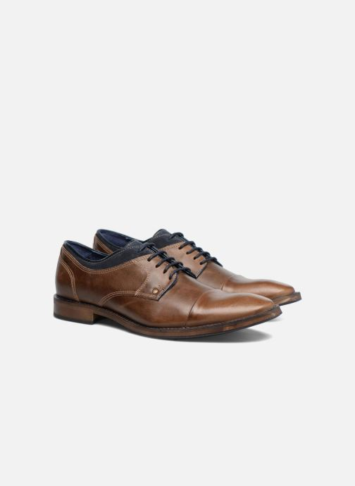 Lace-up shoes Mr SARENZA Walber Brown back view
