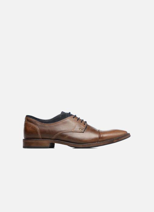 Chaussures à lacets Mr SARENZA Walber Marron vue détail/paire