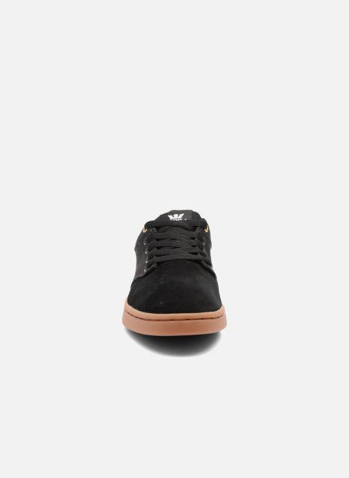 Chaussures de sport Supra Chino Court Noir vue portées chaussures