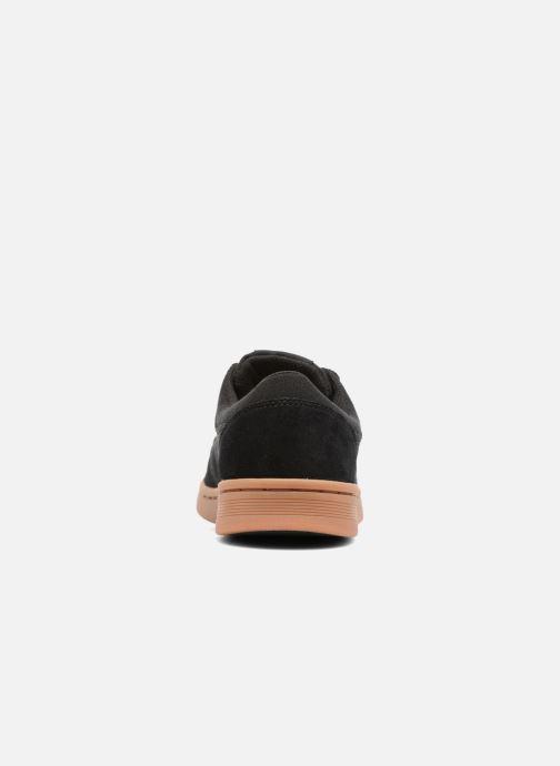 Chaussures de sport Supra Chino Court Noir vue droite