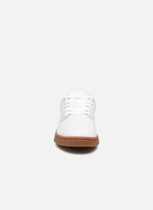 Zapatillas de deporte Supra Chino Court Blanco vista del modelo