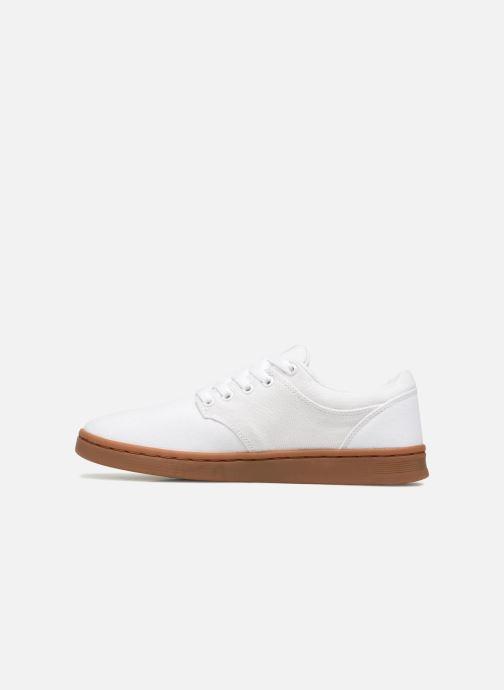 Zapatillas de deporte Supra Chino Court Blanco vista de frente